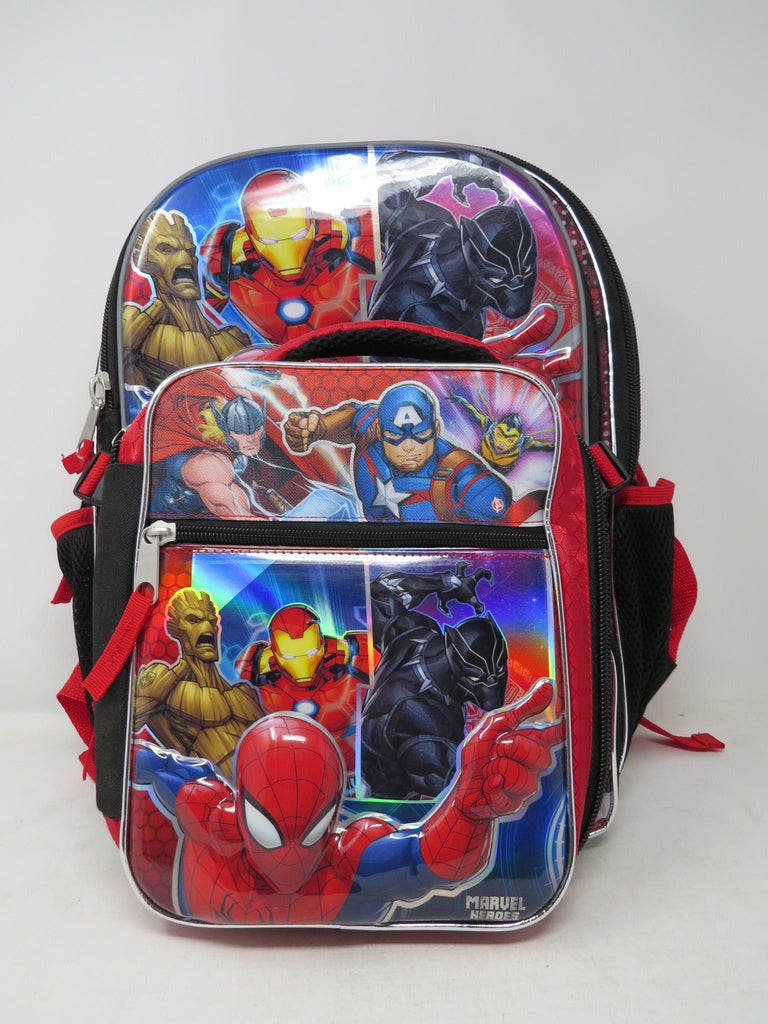 Marvel AVENGERS Boys Backpack Rucksack School Bag