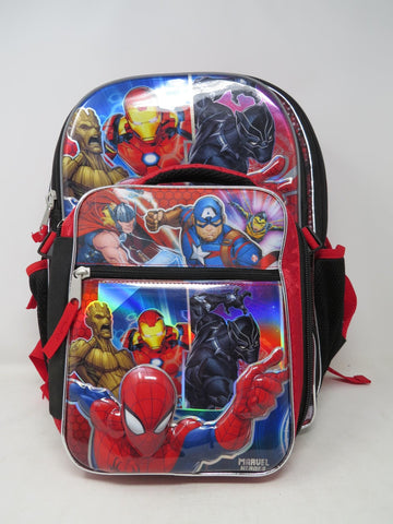 Marvel AVENGERS Boys Backpack Rucksack School Bag AP26B