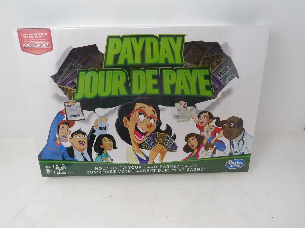 Hasbro Gaming - Pay Day Game