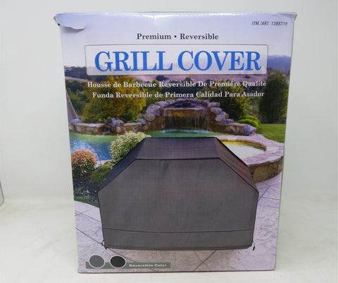 Premium Reversible Grill Cover Heavy Duty AP26