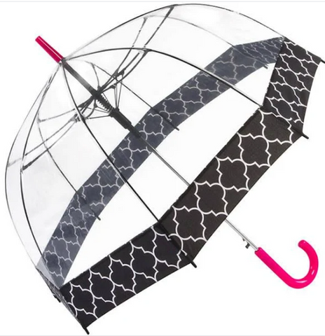 ShedRain Bubble Umbrella, Pink New B2ES1