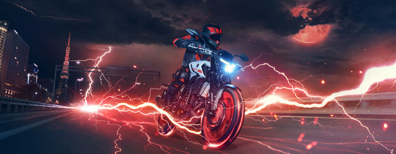 Yamaha MT-03 Dark Lightning 2020