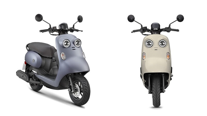 2021 Yamaha Vinoora 125 - Cute Big Eyes