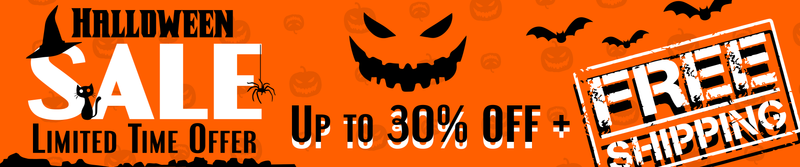 Save Your Pocket on Halloween Sale 2019