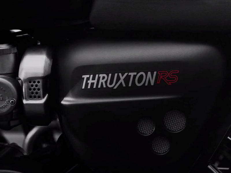 Triumph Thruxton RS 2020
