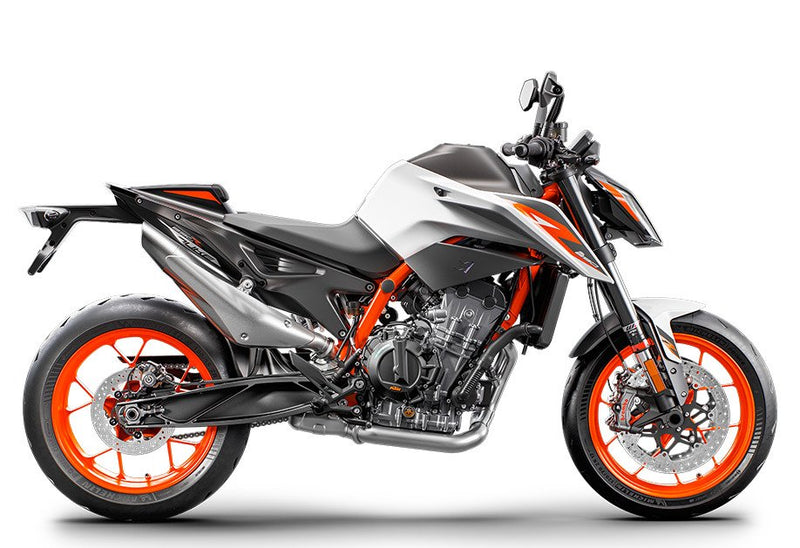 2020 KTM 890 Duke R - READY TO RACE