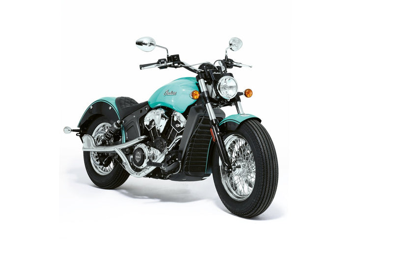 Tiffany & CO. release Indian Scout