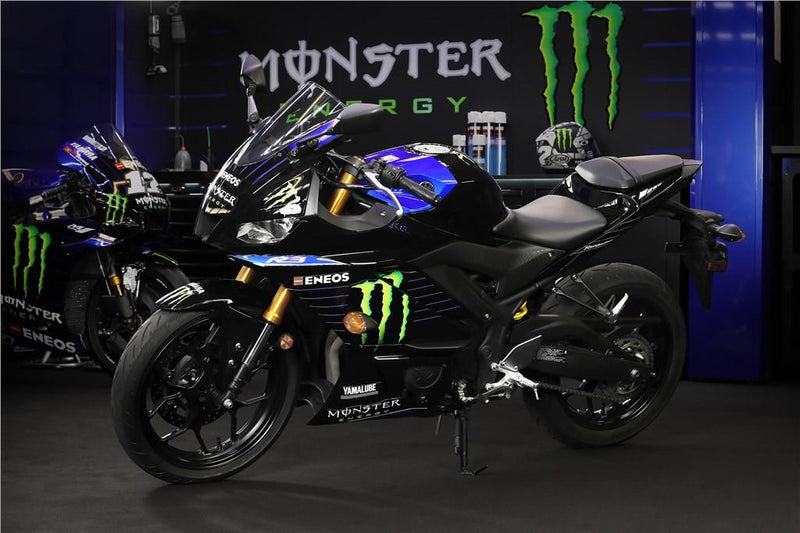 2020 Yamaha YZF-R3 Monster Energy