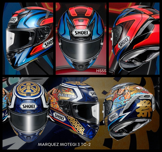 Shoei New Graphica Helmets 2020