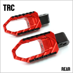 CNC TRC Touring Rear Foot Pegs