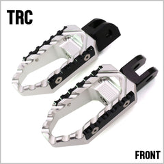 CNC Touring Front Foot Pegs