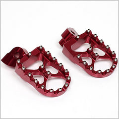 MX Wide Foot Pegs