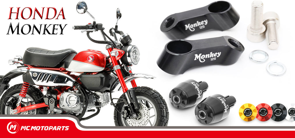 Honda Monkey Motorcycle Products