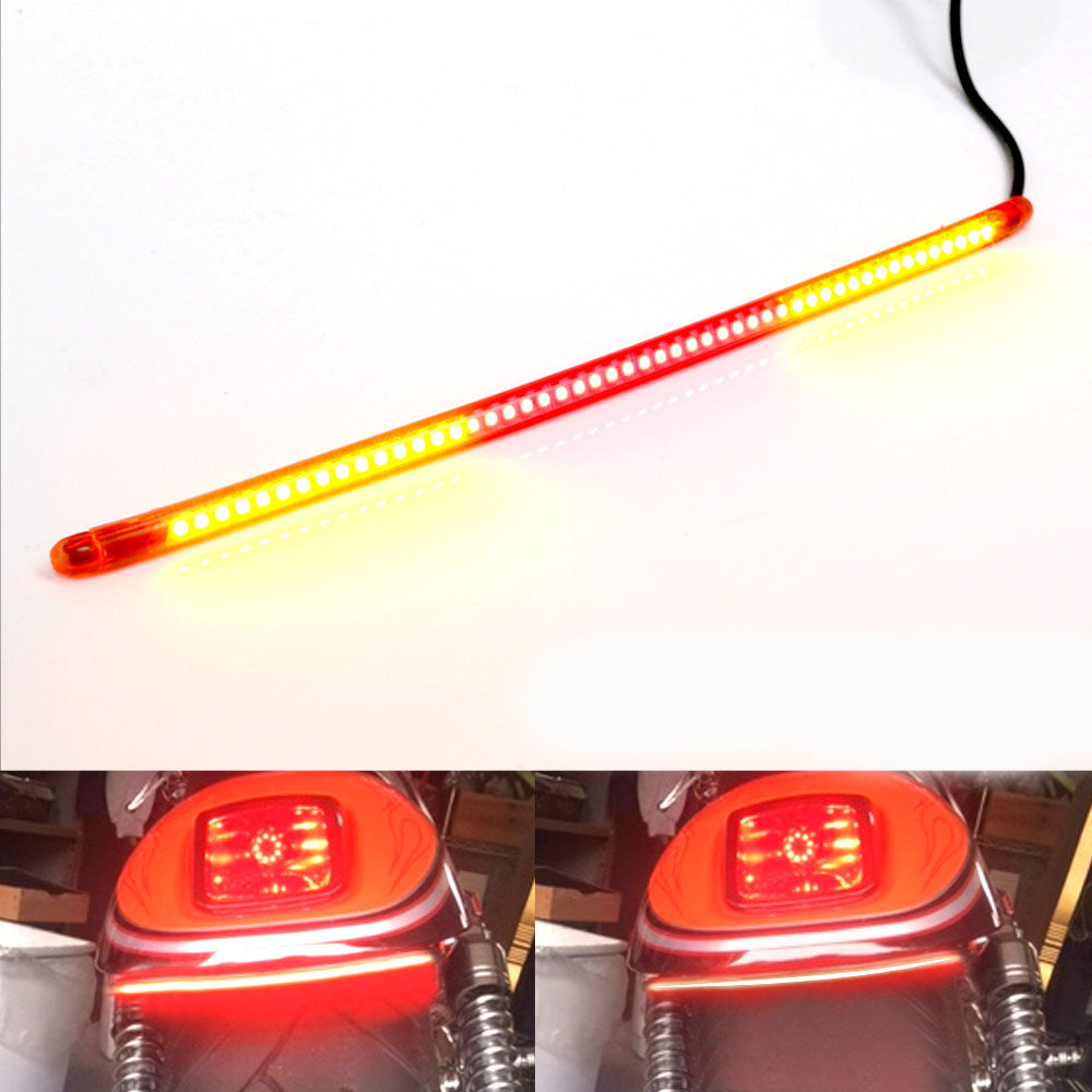 30cm AMP-Z Rear LED Turn Signal Brake Light Strip - MC Motoparts
