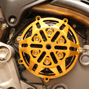 Fit Ducati Hypermotard 1100 EXO SP CNC 360 Full Protection Clutch Cover CC21 - MC Motoparts