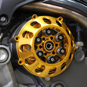 Fit Ducati Sport 620 750 800 CNC 360 Full Protection Clutch Cover CC27