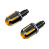 Fit Kawasaki Z900 Z400 Z650 Z1000 Tforce CNC Bar Ends - MC Motoparts