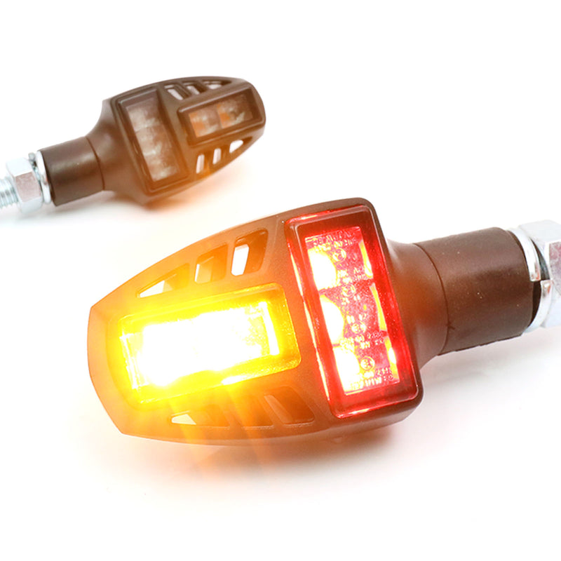 T-GUN LED Tail Brake & Turn Signal Light - MC Motoparts