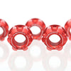 Fit Triumph Daytona 900 1200 Sprint 900 SPOKE6 Billet M12 Rear Sprocket Nuts - MC Motoparts