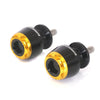 Fit Aprilia MSHINE 6mm Swingarm Spools - MC Motoparts