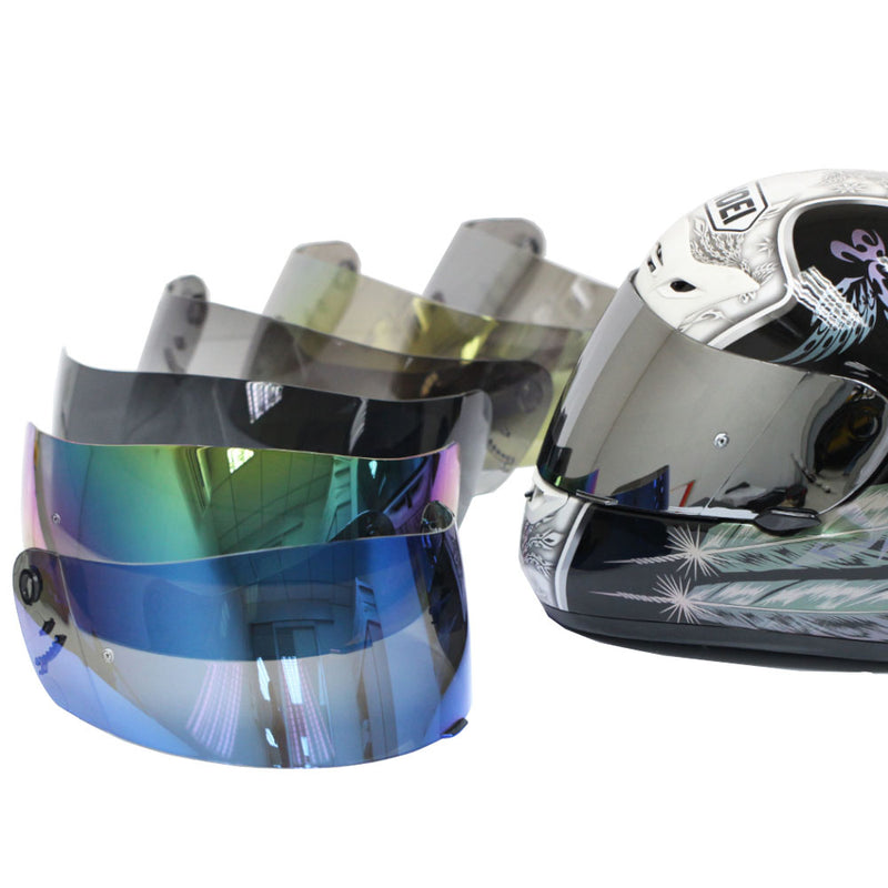 mcmotoparts shoei x-eleven x-11 helmet replacement visor with pinlock pin