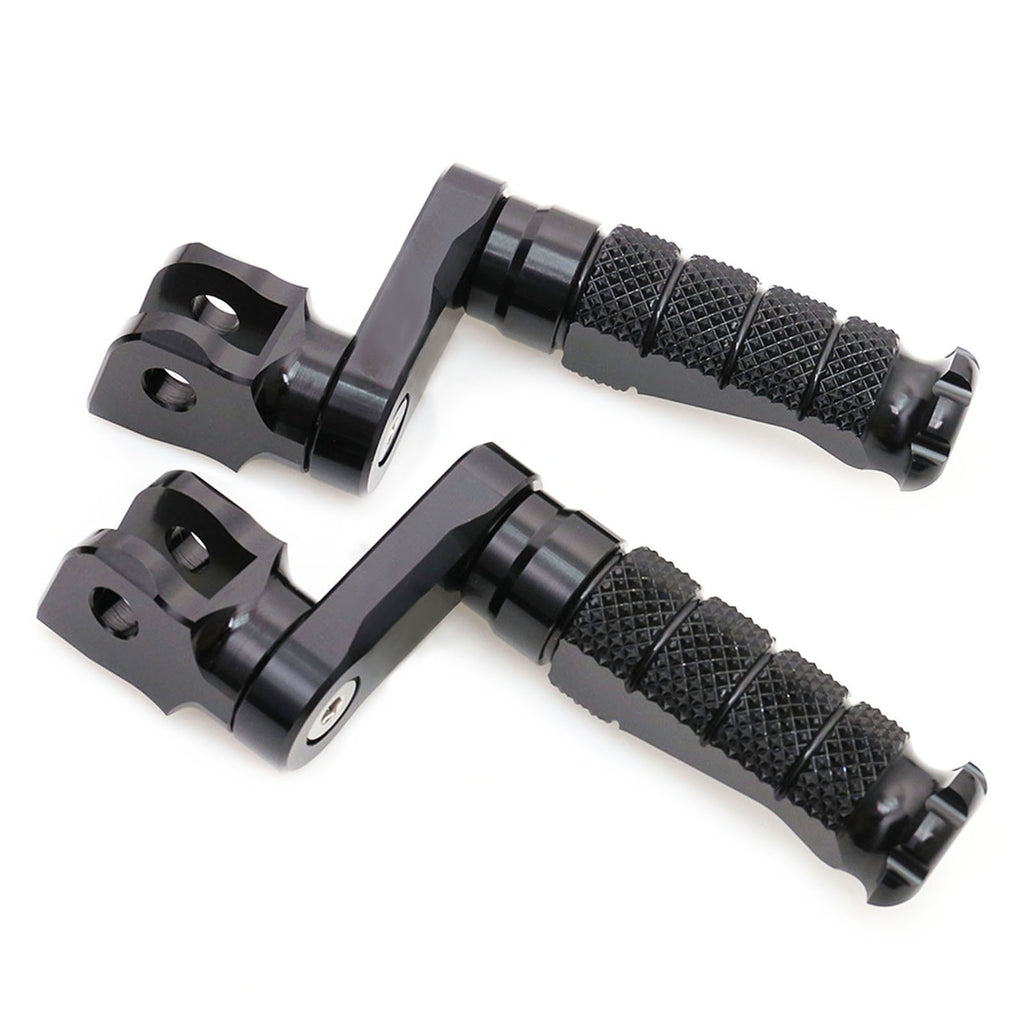 Fit Buell 1125R S1 S3 X1 XV12R MPRO 40mm Multi-step Front Foot Pegs - MC Motoparts