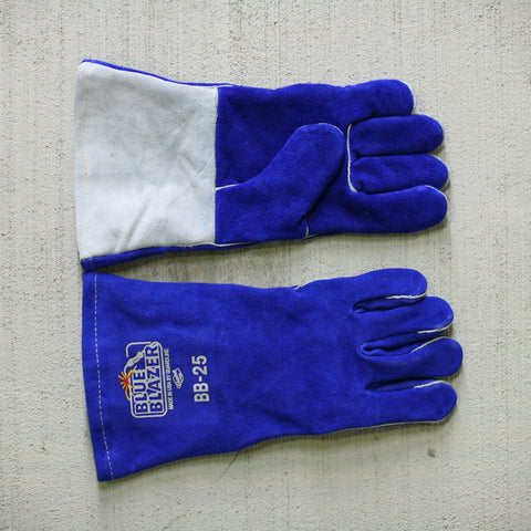 Leather Welding/Cutting Gloves
