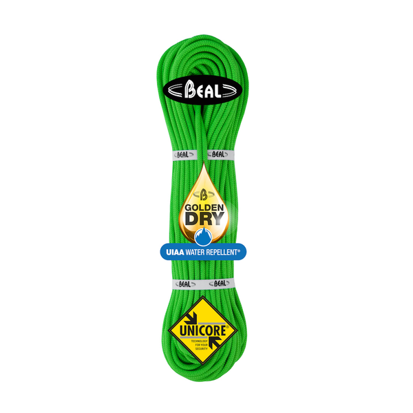 Beal Gully 7,3 mm Golden Dry halvrep 60 m