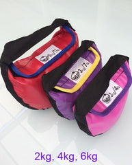 Set of 3 - Starter Pack - Mid: 2kg, 4kg, 6kg Dumbags