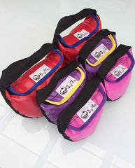 Twin Set of 3 (6) - Starter Pack - Lite: 2 x 2kg, 3kg, 5kg Dumbags