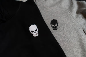 ANTI BROKE BROKE CLUB GREY HOODIE