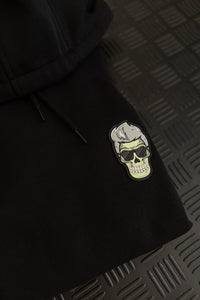 THE ONE BLACK HOODIE