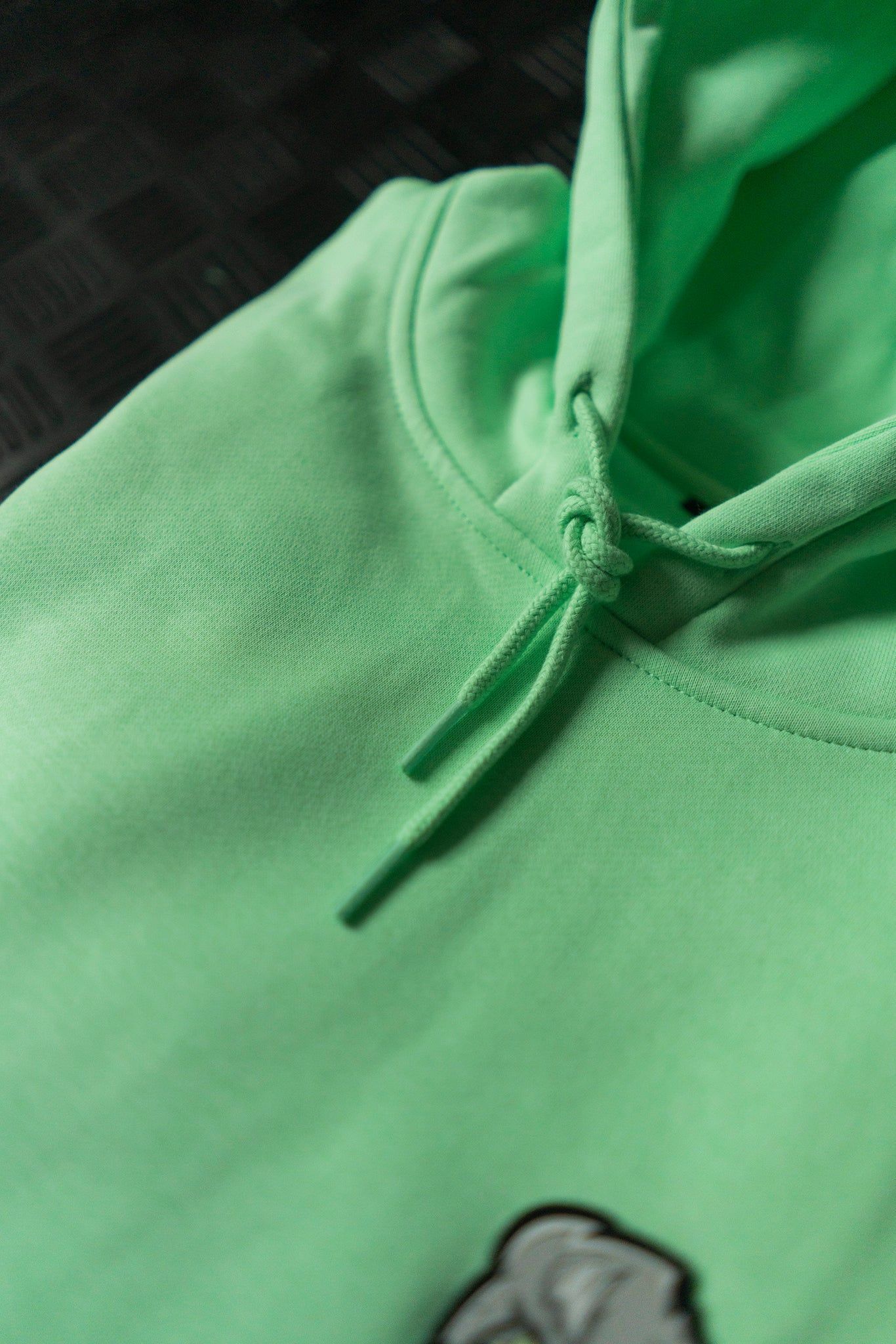 THE ONE MINT HOODIE
