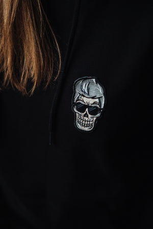 THE SIGNATURE BLACK HOODIE