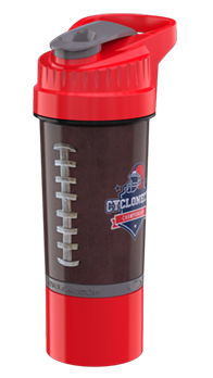 Football Cyclone Cup - 22oz Shaker Cup