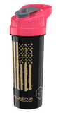 Tattered Flag Cyclone Cup - 32 oz Shaker Cup