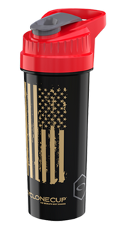 Tattered Flag Cyclone Cup - 32oz Shaker Cup