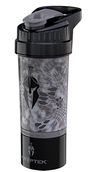 OHT Black Camo 5 Star Logo Cyclone Cup - 22oz Shaker Cup