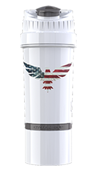 Freedom Bird Cyclone Cup - 22oz Shaker Cup