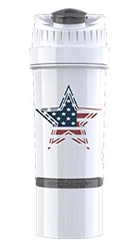 Freedom Star Cyclone Cup - 22oz Shaker Cup