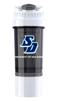 UNIVERSITY OF SAN DIEGO 22oz Shaker Cup