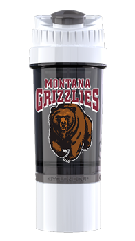 UNIVERSITY OF MONTANA 22oz Shaker Cup