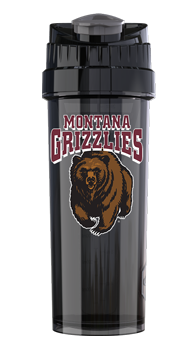 UNIVERSITY OF MONTANA 32oz Shaker Cup