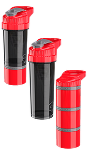 Cyclone Cup 3 Pack Shaker Cup