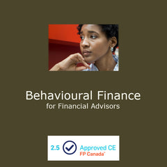Behavioural Finance for Financial Advisors
