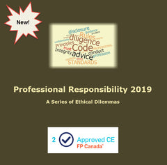Professional Responsibility 2019 - Applying the Standards