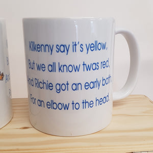 Red Card All Ireland Hurling 2019 Mug