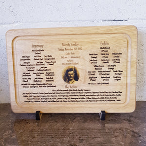 Bloody Sunday Remembrance Gift