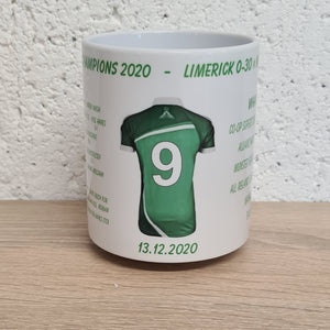 Limerick All Ireland Hurling 2020 Mug