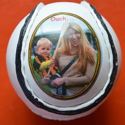 Personalised Sliotar (Regular Size)